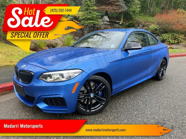 Used 2020 Bmw 2 Series M240i Xdrive Coupe Awd For Sale Right Now Cargurus