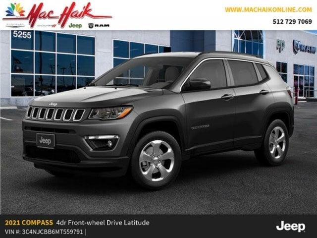 2021 Jeep Compass Latitude FWD
