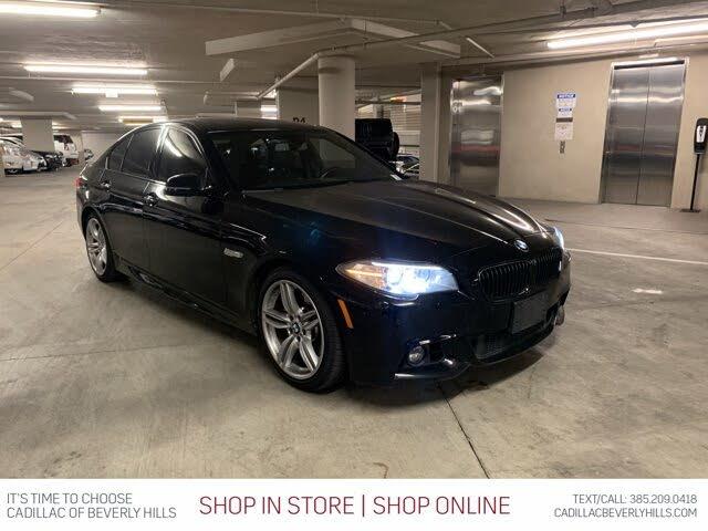 2015 BMW 5 Series 535d Sedan RWD