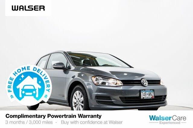 2015 Volkswagen Golf 1.8T S 2dr