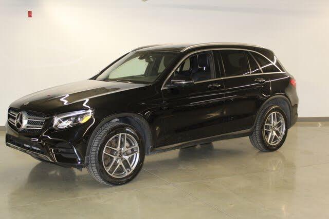 2018 Mercedes-Benz GLC-Class GLC 300 4MATIC AWD