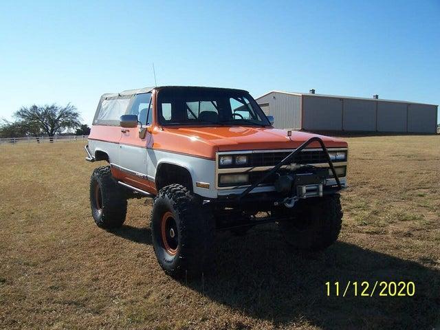 1990 Chevrolet Blazer 2-Door 4WD