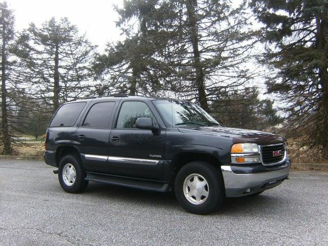 2004 GMC Yukon SLE 4WD