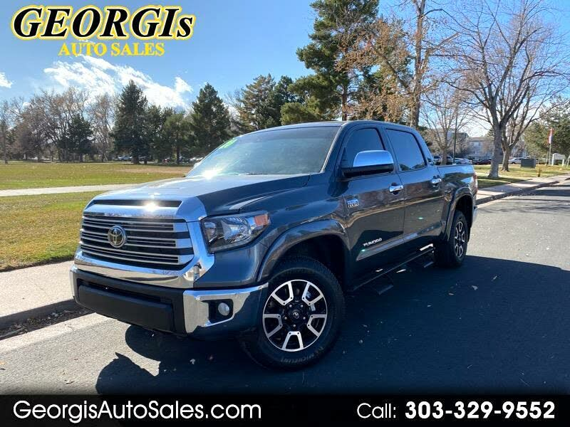 Used Toyota Tundra For Sale Right Now Cargurus
