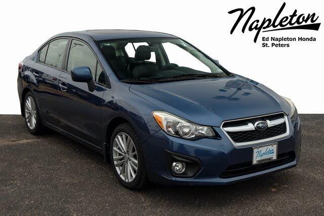 2013 Subaru Impreza 2.0i Limited Hatchback