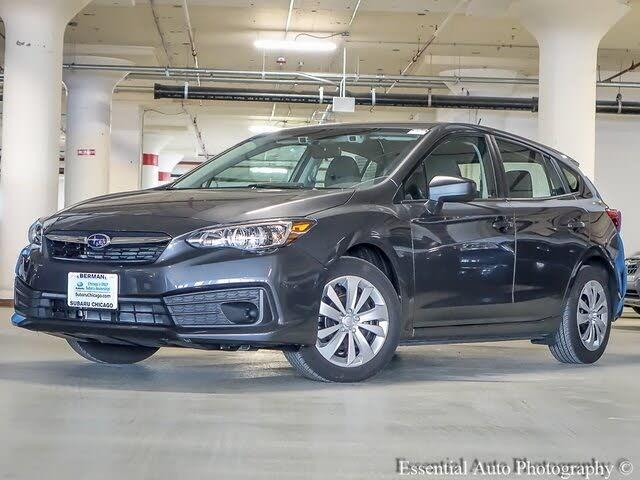 2020 Subaru Impreza 2.0i Hatchback AWD