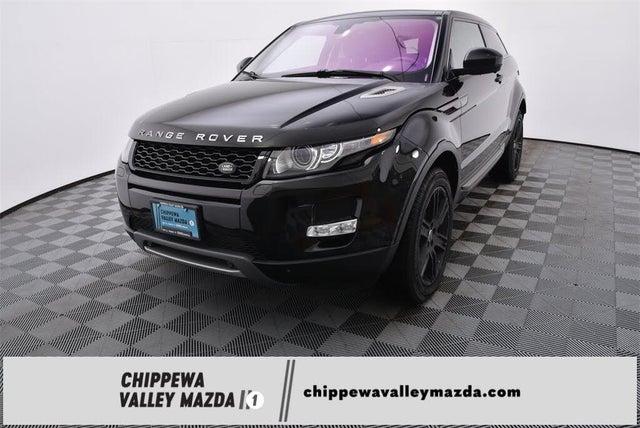 2014 Land Rover Range Rover Evoque Pure Premium Coupe