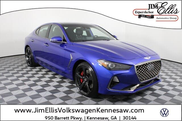 2019 Genesis G70 3.3T Advanced RWD