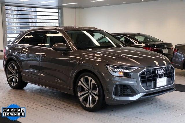 2020 Audi Q8 3.0T quattro Premium AWD