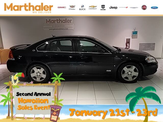 2008 Chevrolet Impala SS FWD