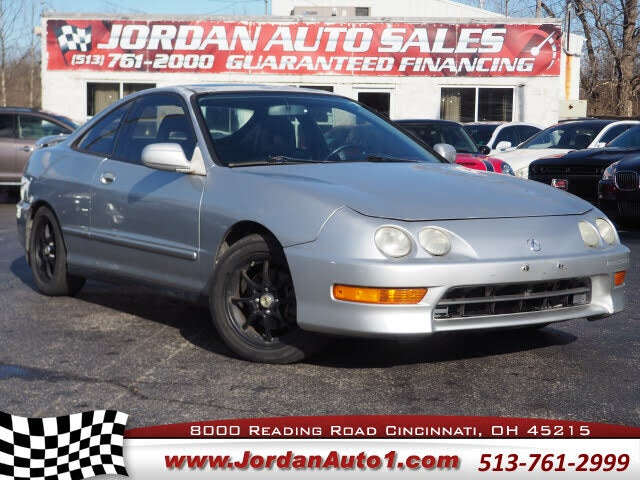 1998 Acura Integra GS Coupe FWD