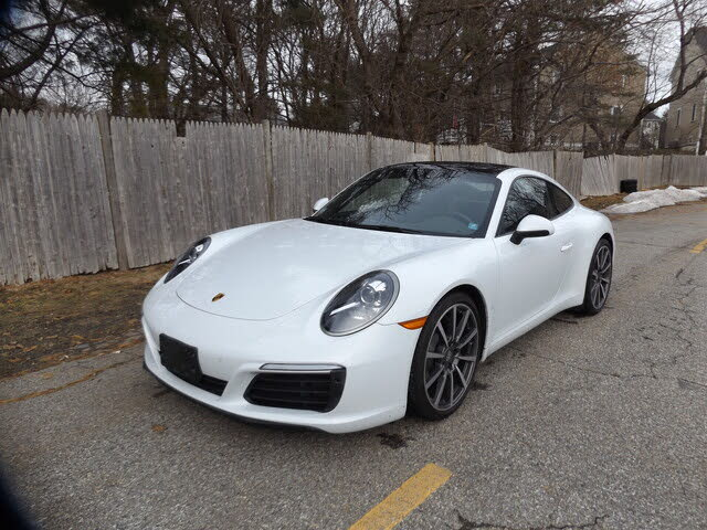 2018 Porsche 911 Carrera Coupe RWD
