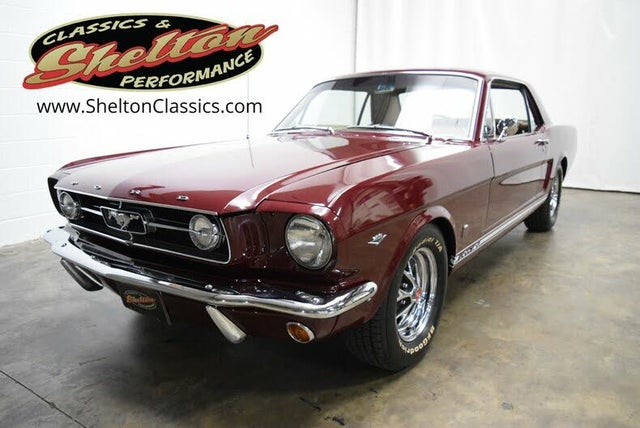 1965 Ford Mustang GT Coupe RWD
