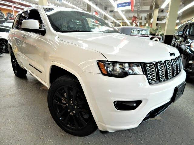 2017 Jeep Grand Cherokee Altitude 4WD