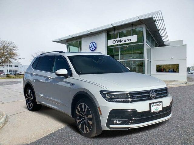 2021 Volkswagen Tiguan 2.0T SEL Premium R-Line 4Motion AWD ...