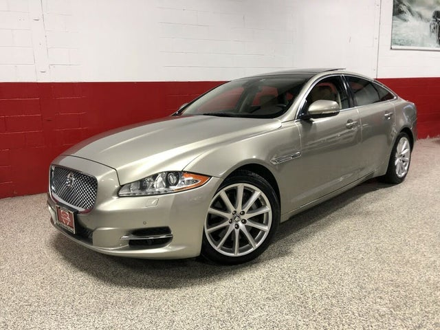 2011 Jaguar XJ-Series XJ Base RWD