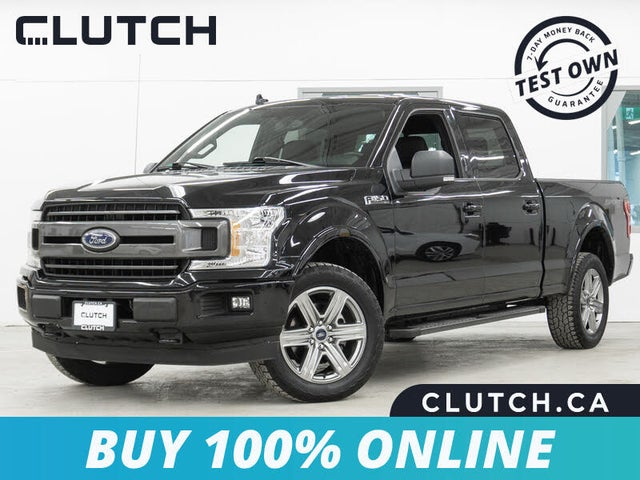 2018 Ford F-150 XLT SuperCrew LB 4WD