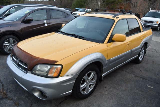 2003 Subaru Baja AWD