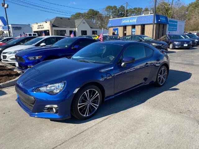 2013 Subaru BRZ Limited RWD