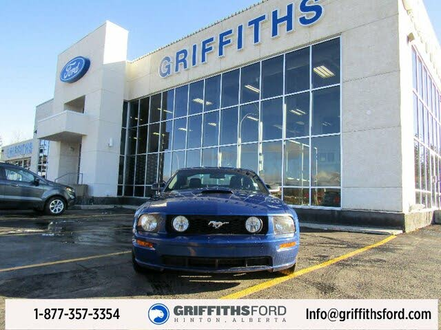 2008 Ford Mustang GT Coupe RWD