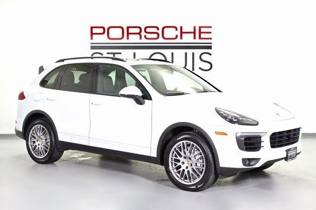 2018 Porsche Cayenne S AWD