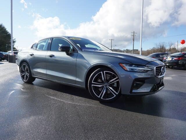 2020 Volvo S60 T6 R-Design AWD