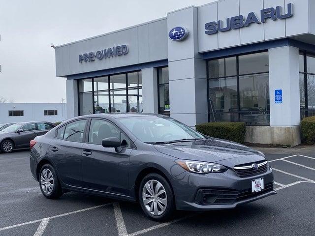 2020 Subaru Impreza 2.0i Sedan AWD
