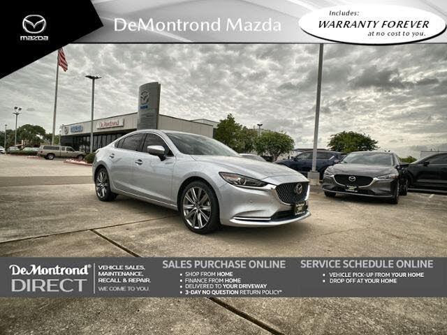 2019 Mazda MAZDA6 Signature FWD