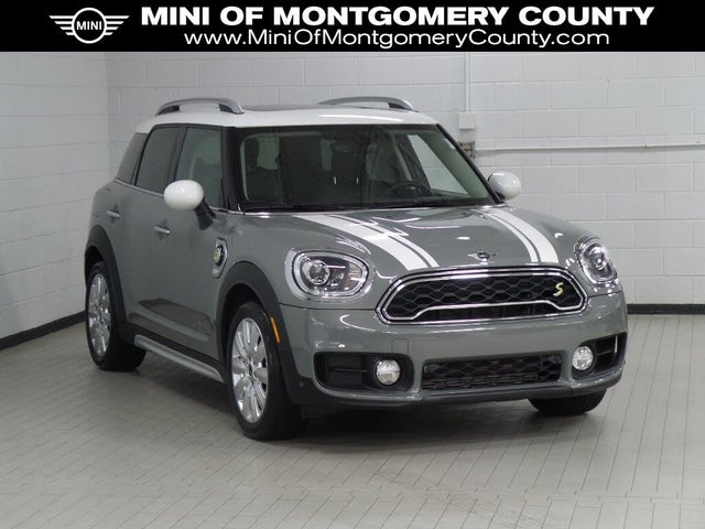 2018 MINI Countryman Hybrid Plug-in  Cooper S E ALL4 AWD
