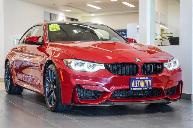 2020 BMW M4 CS Coupe RWD