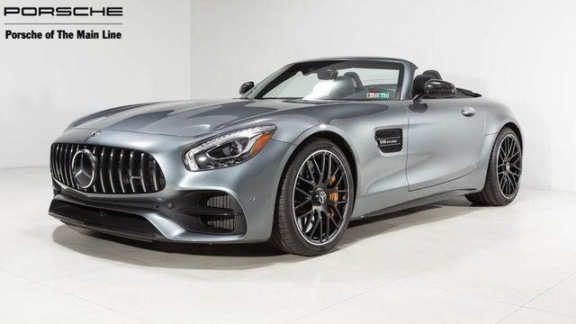 2019 Mercedes-Benz AMG GT C Roadster RWD