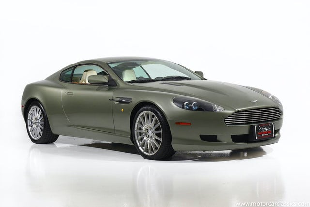 2005 Aston Martin DB9 Coupe RWD