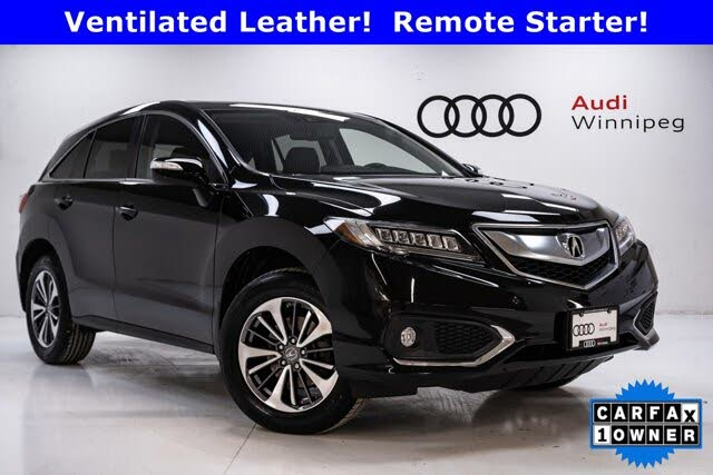 2018 Acura RDX AWD with Elite Package