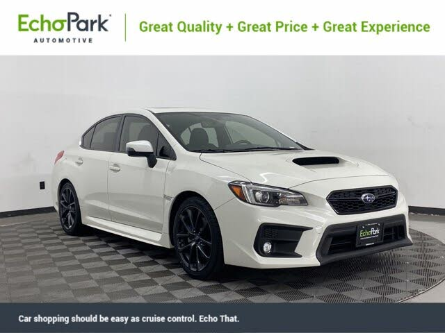 2018 Subaru WRX Limited