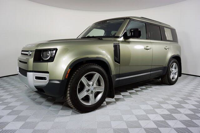 Used 2021 Land Rover Defender 90 First Edition AWD for ...