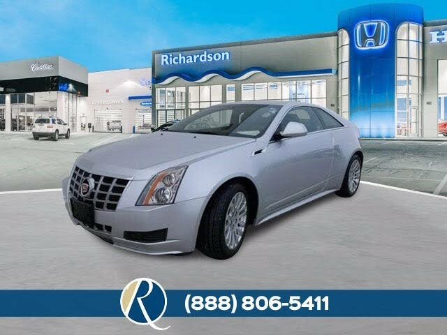 2014 Cadillac CTS Coupe 3.6L AWD