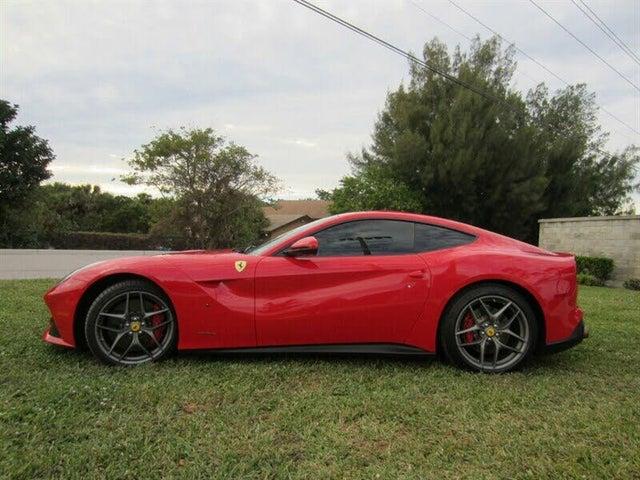 2015 Ferrari F12 Berlinetta Coupe
