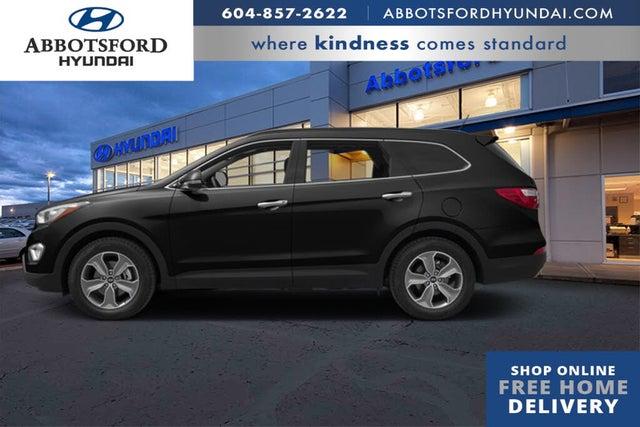 2014 Hyundai Santa Fe XL Limited AWD