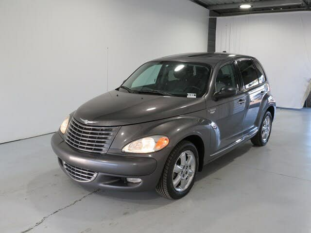 2004 Chrysler PT Cruiser Limited Turbo Wagon FWD