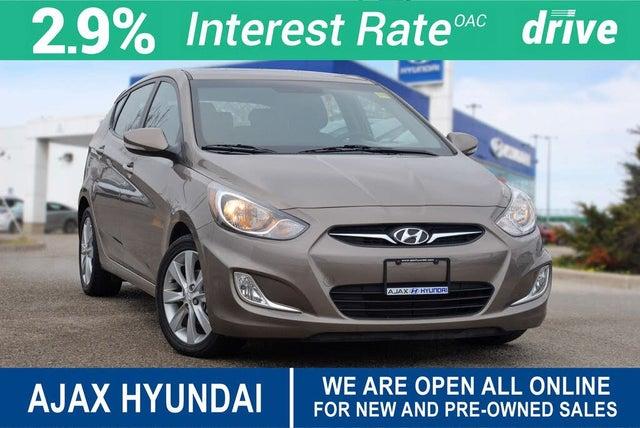 2014 Hyundai Accent GLS 4-Door Hatchback FWD