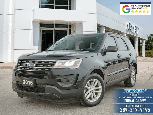 2016 Ford Explorer Base