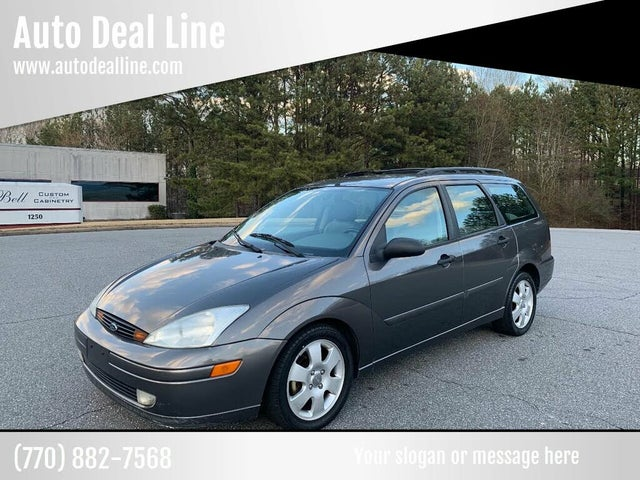 2002 Ford Focus ZTW Wagon