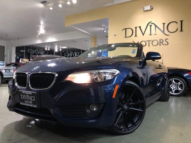 2015 BMW 2 Series 228i Convertible RWD