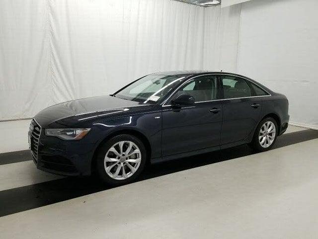 2018 Audi A6 2.0T quattro Premium Sedan AWD