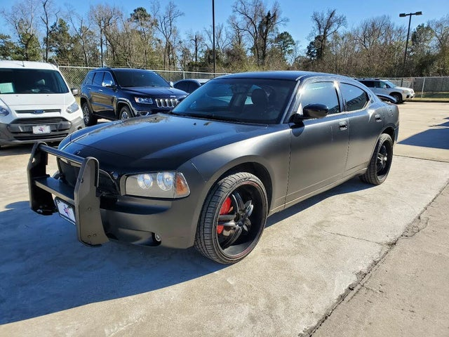 2010 Dodge Charger Fleet AWD