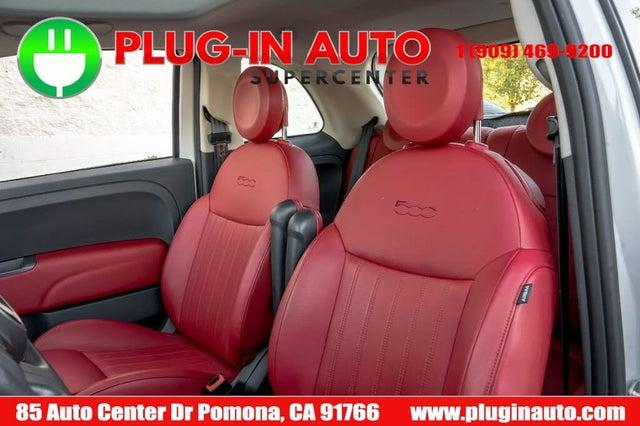 2017 FIAT 500 Lounge Hatchback FWD