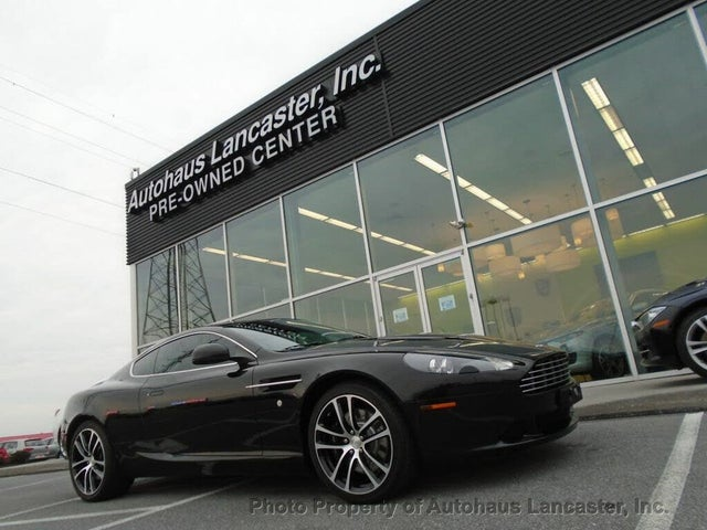 2011 Aston Martin DB9 Coupe RWD