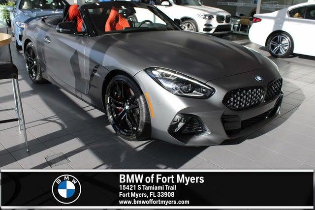 2021 BMW Z4 M40i RWD