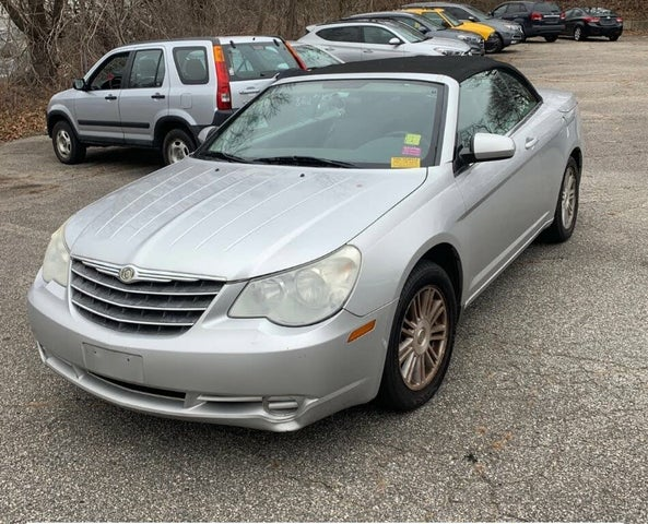 2008 Chrysler Sebring Touring Convertible FWD