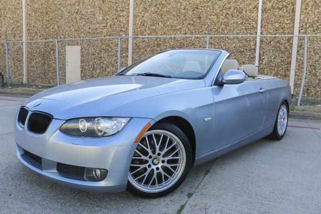 2010 BMW 3 Series 328i Convertible RWD